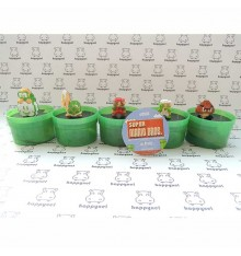 Super Mario Bros set of 5 figures