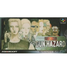 Front Mission Gun Hazard Super Famicom