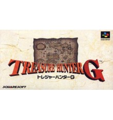 Treasure Hunter G Super Famicom
