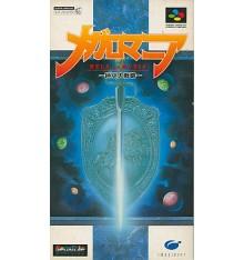 Mega Lo Mania Super Famicom