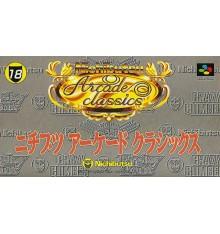 Nichibutsu Arcade Classics Super Famicom
