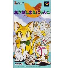 Asameshimae Nyanko Super Famicom