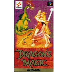 Dragon's Magic Dragon's Lair Super Famicom