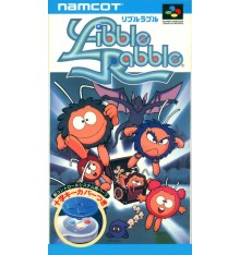 Libble Rabble Super Famicom