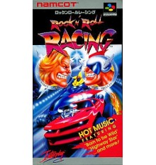 Rock n' Roll Racing Super Famicom