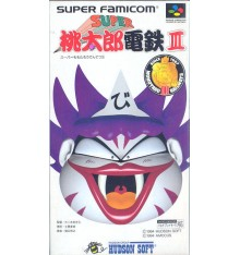Super Momotarou Dentetsu III Super Famicom