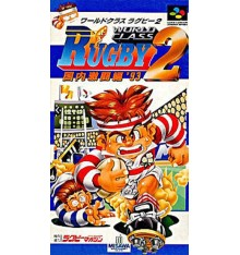 World Class Rugby 2 Super Famicom
