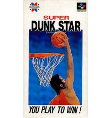 Super Dunk Star  Super Famicom