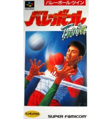 Volleyball Twin  Super Famicom