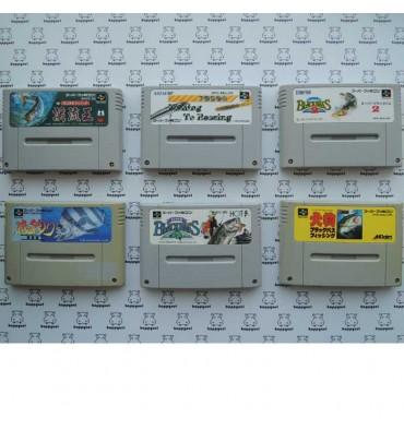 Lot pas cher Super Famicom
