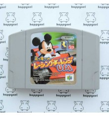 Mickey Racing Challenge USA (loose) Nintendo 64