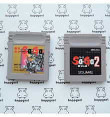 SaGa 1&2 (loose) Game boy