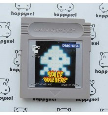 Space Invaders (loose) Game boy