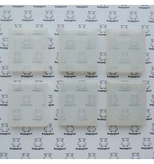 Set of 6 box for Game boy softs