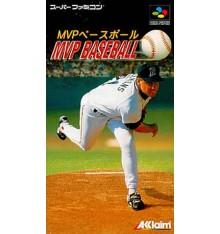 MVP BaseBall Super Famicom