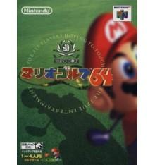 Mario Golf 64 Nintendo 64