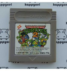 Teenage Mutant Ninja Turtles 2 (loose) Game boy