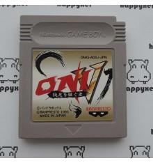 Oni 5 (loose) Game boy