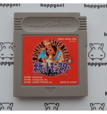 Pocket Monsters Aka (loose) Game boy