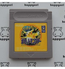 Pocket Monsters Pikachu (loose) Game boy