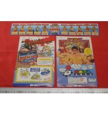 Fire Suplex Arcade flyers & stickers