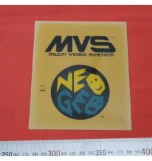 MVS Arcade flyers