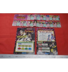 Samurai Spirit Arcade flyers & stickers