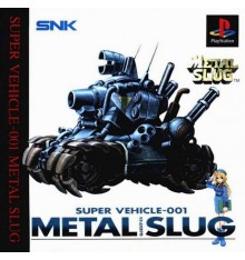Metal Slug PS1