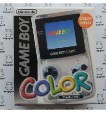 Gameboy Color Clear with box and manual