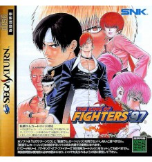 The King Of Fighters 97 Sega Saturn