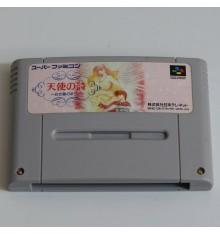 Tenshi no uta Shiroki tubasa no inori (loose) Super Famicom