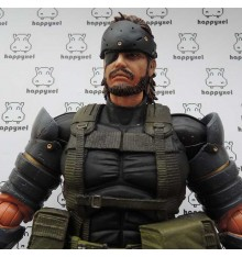 Metal Gear Solid - Peace Walker - Play Arts Kai Snake Action Figure (Battle Dress Version)