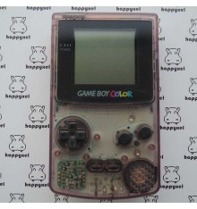 Gameboy Color Clear Atomic Purple (loose)