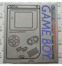 Gameboy with box and manual