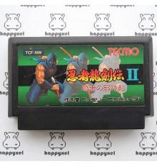 Ninja Gaiden 2 /Ninja Ryukenden 2 (loose) Famicom