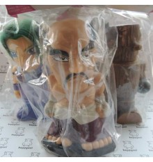 Tekken Piggy Bank set 3 figures