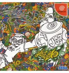 Jet Grind Radio/ Jet Set Radio Dreamcast