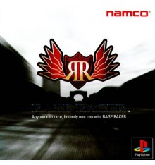 Rage Racer PS1