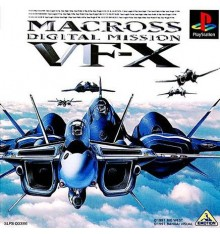 Macross Digital Mission VF-X PS1