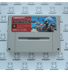 Suzuka 8hours (loose) Super Famicom