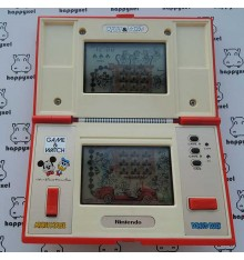 Nintendo Game n Watch Mickey n Donald (loose)