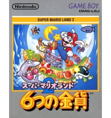 Super Mario Land 2 Game boy
