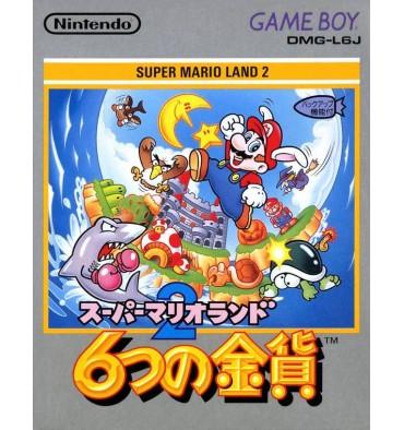 Super Mario Land 2 Game boy