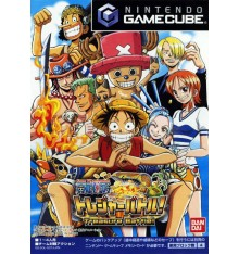 One Piece Treasure Battle Game Cube