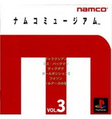 Namco Museum Vol3 PS1