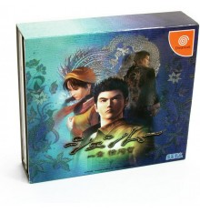 Shenmue Limited Edition Dreamcast