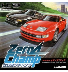 Zero 4 Champ Hucard PC engine