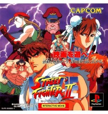 Street Fighter II Movie PS1