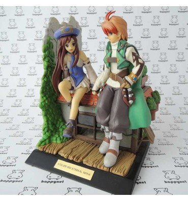 Atelier Iris Eternal Mana Music Box figure
