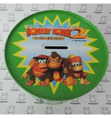 Donkey Kong Country 2 Piggy Bank